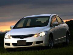 Honda Civic 2011 г. в. проехал почти 805 000 км без капремонта