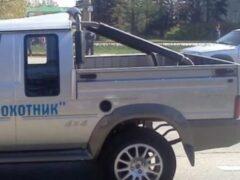 «Ижмаш-Авто» показал забытый Иж-27171 «Охотник»