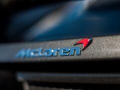 Открытый суперкар McLaren станет самым легким в линейке марки
