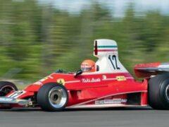 Ferrari Ники Лауды ушла с молотка за $6 млн