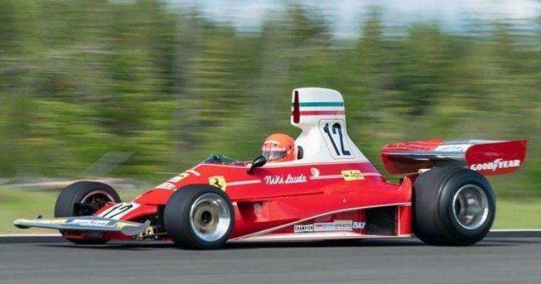 Ferrari Ники Лауда