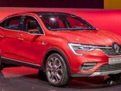 В июне автомобиль Renault можно купить со скидкой до 100 000 рублей