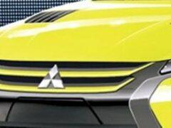 Mitsubishi выпустил внедорожную модификацию компакт-вэна Xpander