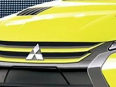 На автосалоне в Токио Mitsubishi покажет концепт нового кроссовера
