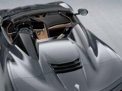 Chevrolet Corvette С8 в кузове «кабриолет» появится в октябре