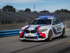 BMW презентовал «заряженный» M8 Gran Coupe