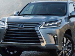 Lexus занял первое место в рейтинге удовлетворенности потребителей