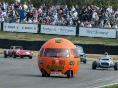 Mini вспомнила об «апельсине» на колесах