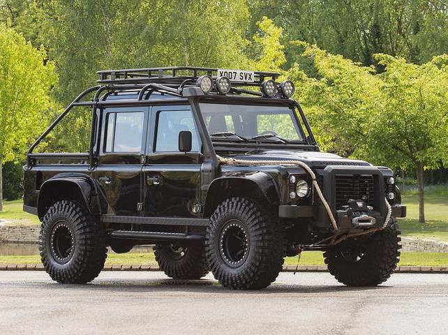 Land Rover Defender SVX 'Spectre' 4x4 Utility