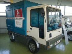 АвтоВАЗ показал электрический фургон для доставки товаров