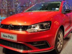 Новый Volkswagen Polo впервые заметили в России