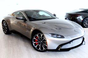 В России подешевел суперкар Aston Martin Vantage