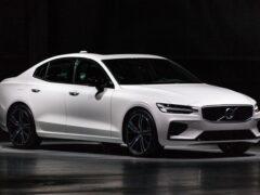 В РФ стартуют продажи нового Volvo S60