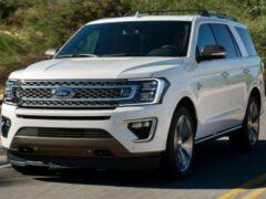 Ford добавил роскоши внедорожнику Expedition