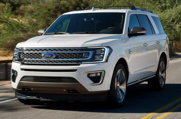 авто, Ford Expedition King Ranch