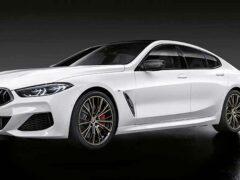 BMW 8-Series Gran Coupe обзавелся карбоновой крышей