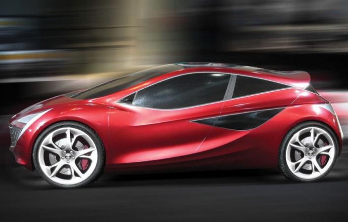 Mazda, серийный электрокар