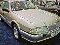 Пять советских автомобилей, не уступавших иномаркам
