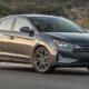 В Сети появились новые снимки обновленной Hyundai Elantra