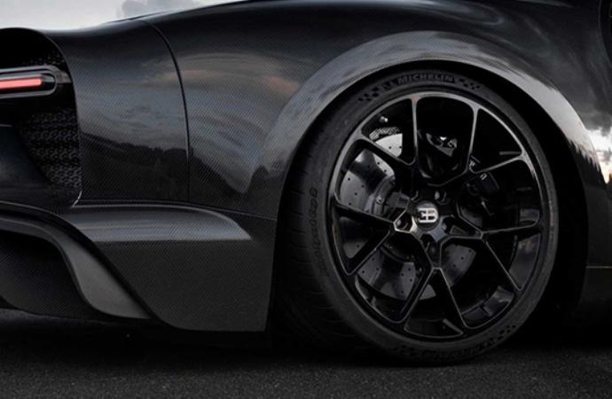 Bugatti Chiron шины