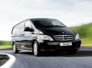 Mercedes-Benz выпустил новую версию микроавтобуса Vito