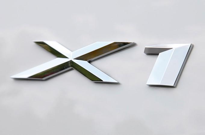 BMW X1 лого