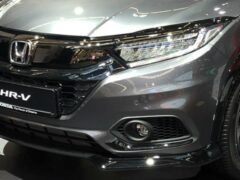 Honda показала спортивную версию кроссовера HR-V