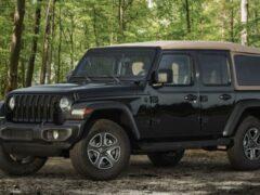 Jeep Wrangler 2020 года получил две спецверсии