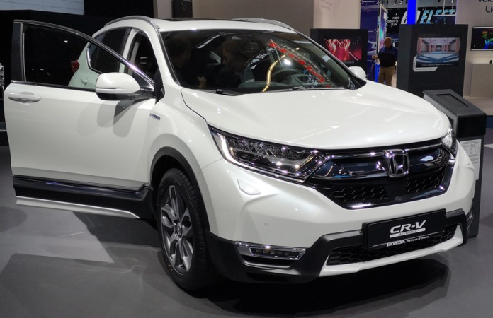 Honda CR-V, гибрид