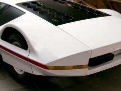 Уникальный Ferrari Modulo Concept восстановлен после пожара