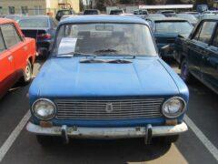 ВАЗ-2101-«копейка» признана самой популярной машиной СССР