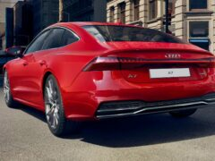 Удлинённый Audi A7 Sportback для Китая превратили из лифтбека в седан