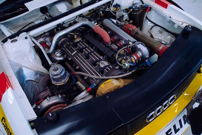 Audi Sport, ДВС