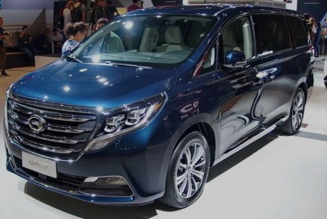 GAC Trumpchi GM8 2020