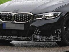 Alpina тестирует собственную BMW B3 Touring 2020 перед дебютом