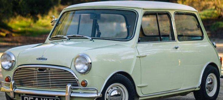 авто, Morris Mini 1967