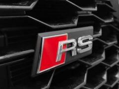 Самые мощные версии Audi RS необходимо будет заряжать от розетки