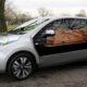 В Британии построен катафалк на базе Nissan Leaf