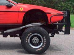 Pontiac Fiero на раме Chevy Blazer: гибрид спорткара и внедорожника