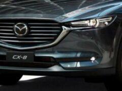 Mazda CX-8 получает специальное издание Exclusive Mode