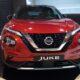 Новый Nissan Juke запатентован в России, но не получил ОТТС