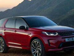 Land Rover приступил к тестам рестайлингового Discovery