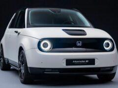 Honda к 2022 году обещает перевести все модели на электротягу