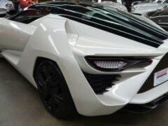 На продажу выставили эксклюзивный спорткар Mantide