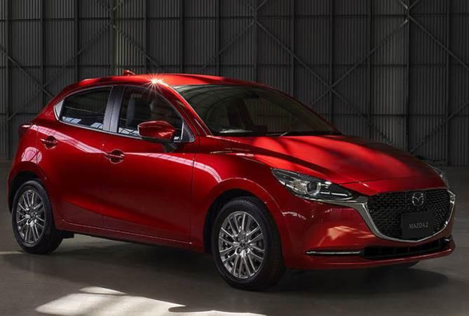 Mazda 2 хэтчбек