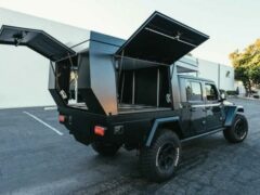 Анонсирован кемпинговый модуль для Jeep Gladiator