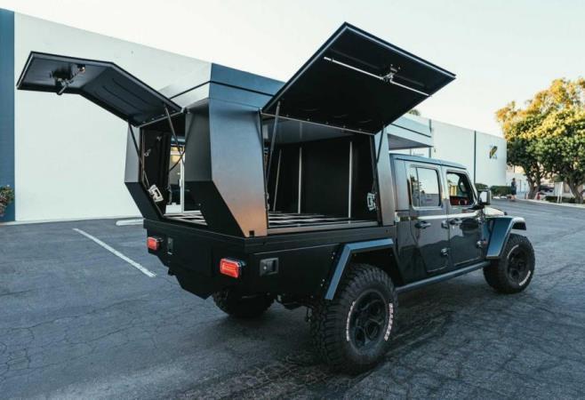 кемпинговый модуль для Jeep Gladiator