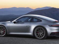 Купе и кабриолет Porsche 911 подорожали на 364 000 — 429 000 рублей