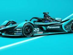 Компания Jaguar показала болид I-Type 4 для Formula E