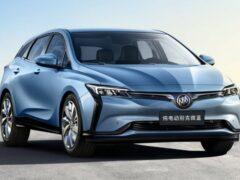 Buick расширяет дальность Velite 6 до 410 километров